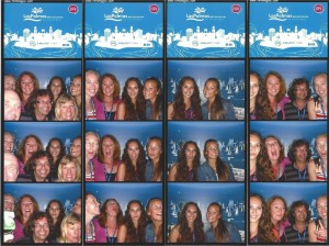 Las Palmas photo booth